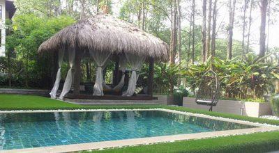 Villa Landscape Project in Kuala Lumpur Adopts CCGrass