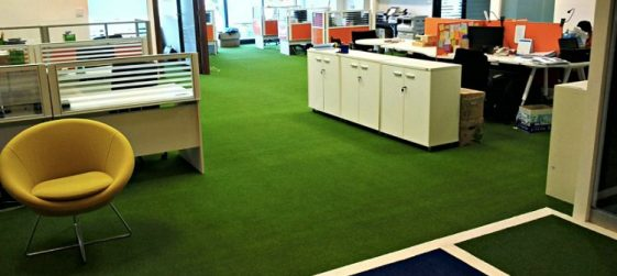 Artificial Grass for Commercial Use